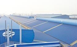 大柱風尚強降溫系統 免用電、高效率