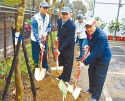 新豐生態苗圃啟用 加入育苗行列
