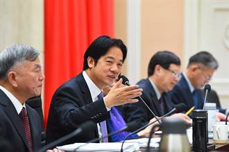 賴揆與六大工商團體座談  政府已體認拼經濟急迫性
