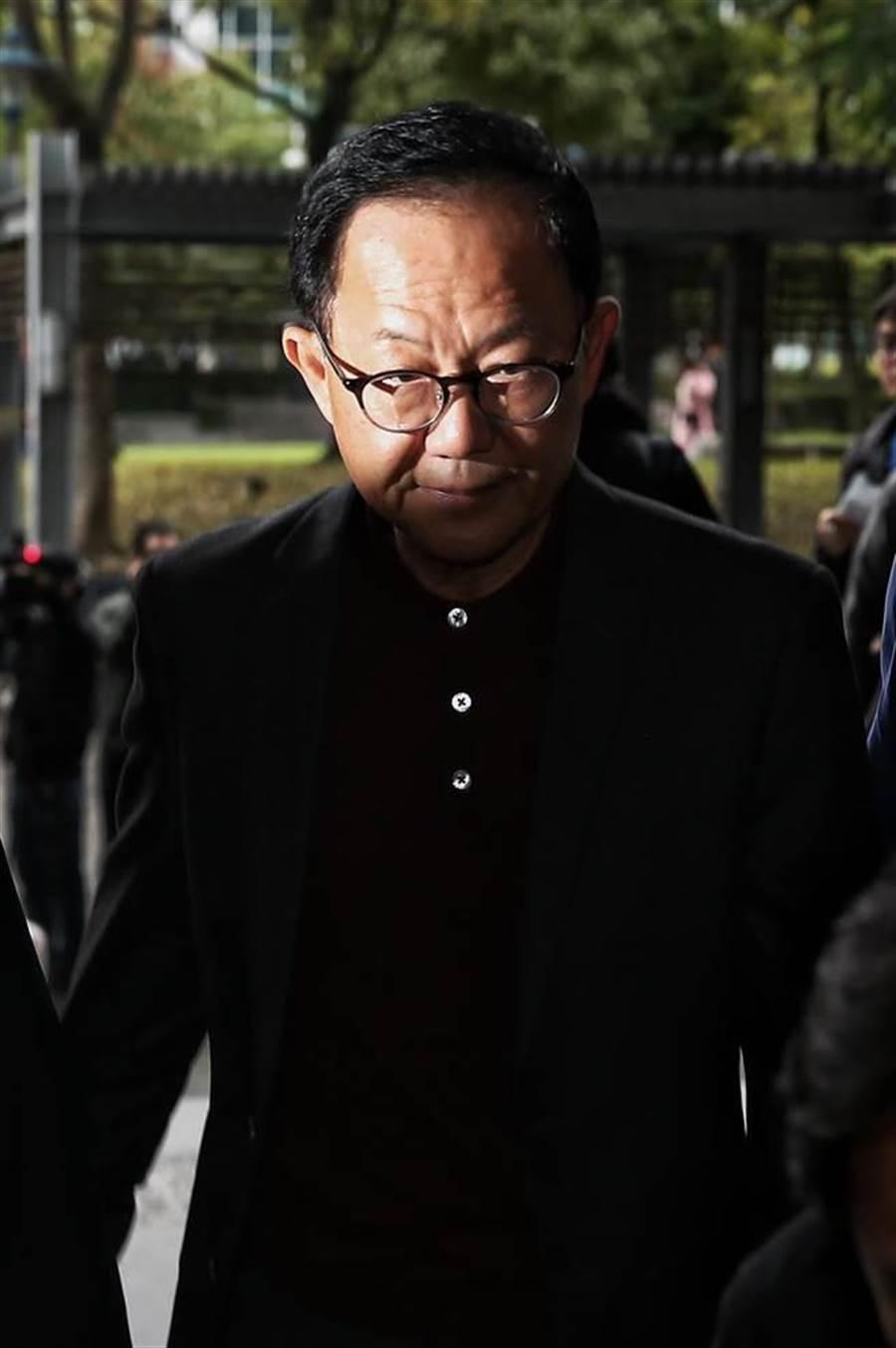 國民黨台北市長候選人丁守中今11日正式提出選舉無效訴訟。(資料照,杜宜諳攝)