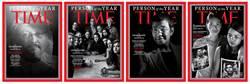 時代周刊年度人物  「真相守護者」上榜