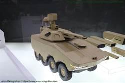 韓國推出匿蹤防空裝甲車  外型頗具未來感