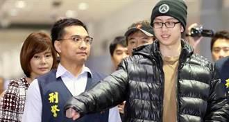 孫安佐回校園    崇右科大:會帶領他多做社會公益
