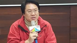 被林佳龍點名當黨主席 林右昌連說3次「絕不參選」
