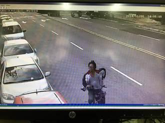 影》抓到了! 他扔腳踏車車架進軌道 致捷運震壞停開12分鐘