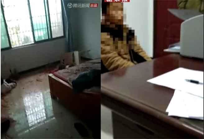 12歲童不滿被管教砍母20刀 冷血嗆:殺我媽又不是別人(圖翻攝自/騰訊網)