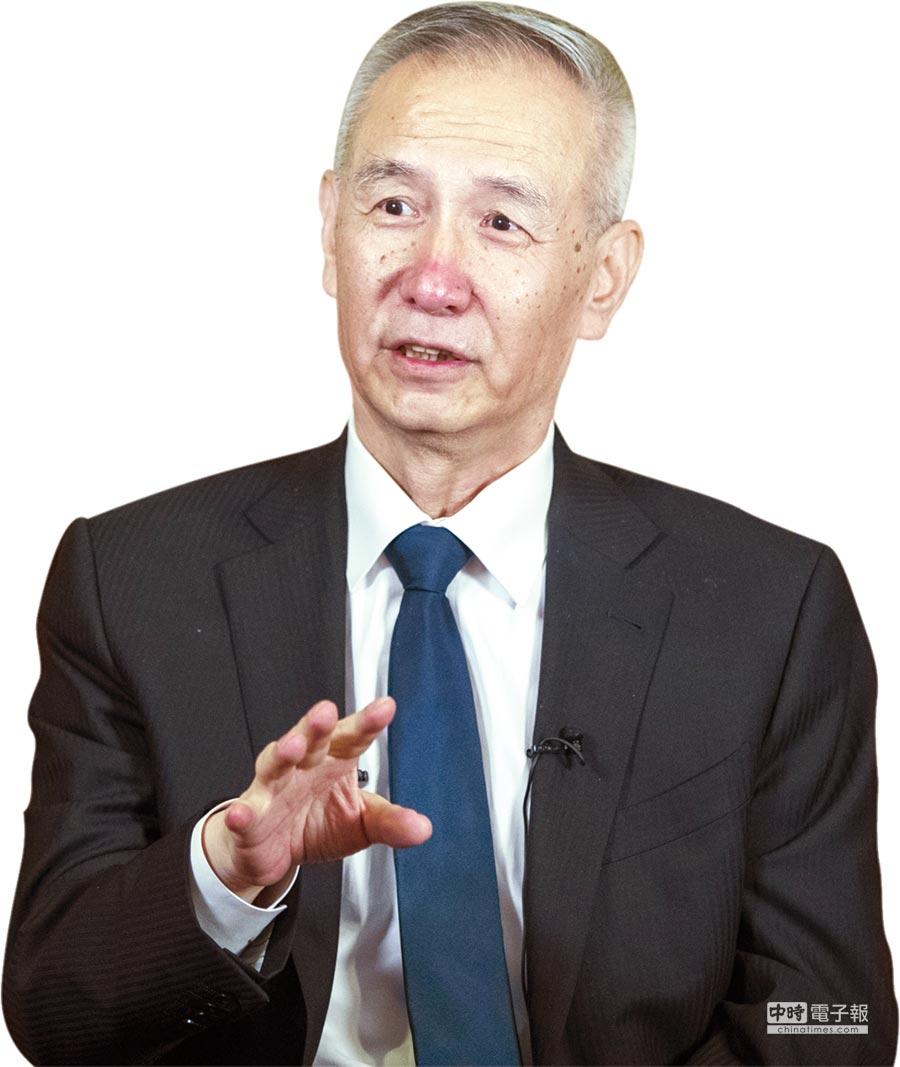 大陸國務院副總理劉鶴