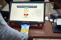 剛果首都無名火 數千台投票機被燒毀