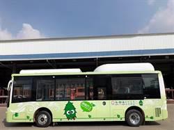 《產業》觀光局推綠色旅遊,杉林溪園區導入電動巴士