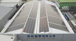 冠旭屋頂無浪板太陽能支架 聚焦