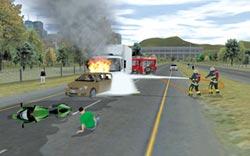 固巧快 導入3D災害虛擬模擬系統
