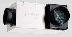 Procozy吊隱式空氣清淨除濕系統 台北建材大展新機亮相