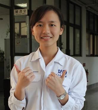 彰化女中美少女倪培雰希望入學台大藥學系為病苦媽媽找良藥