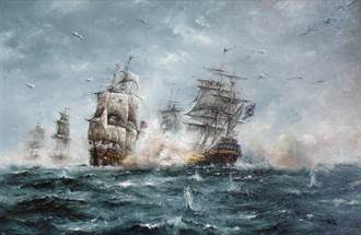 美國革命功勳艦「好人理察號」 終於在英國海域發現