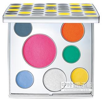 日系彩妝RMK展復古 圓點為靈感打造春妝