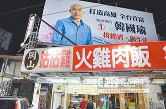 哈韓總遊高雄 陸業者推魯肉飯羊肉爐