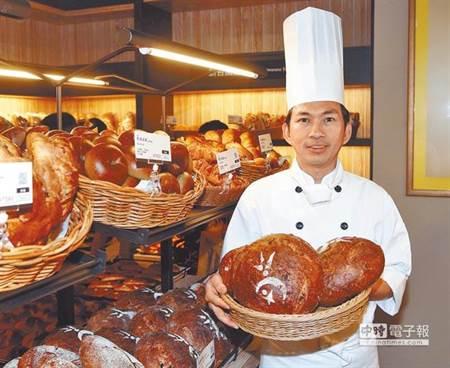 蘇恆》中國台灣 無獨麵包