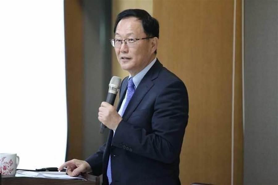 國民黨台北市長落選人丁守中。(報系資料照)