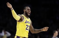 NBA》今夏考慮加盟火箭?詹皇:我沒怎麼想過