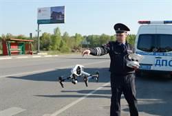 為打擊犯罪 英國部屬無人機警隊