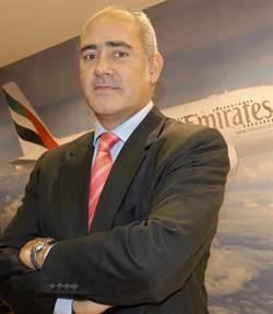 高豐年接任阿聯酋航空香港、廣州及台灣副總裁