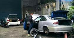 街頭飛車追逐!開贓車被發現 已被警方逮捕