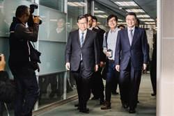 卓榮泰參選黨主席跟府副秘報告  卓:好像沒有拒絕