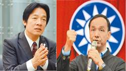 最新2020總統民調 朱賴對決竟戰成平手!