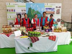 花蓮農特產品進軍日本沖繩縣  前市長魏木村充當最佳促銷員