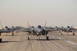 美空軍:戰機妥善率太低 一旦開戰半數無法起飛