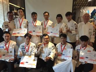 台灣料理躍上國際舞台  盧森堡世界盃嶄露頭角