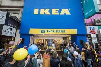 瑞典家居IKEA推百元商店 進駐通化夜市吸引消費者朝聖