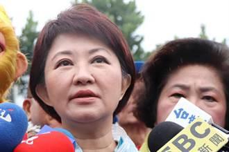 若會面蔡總統 盧秀燕:空汙是重要議題