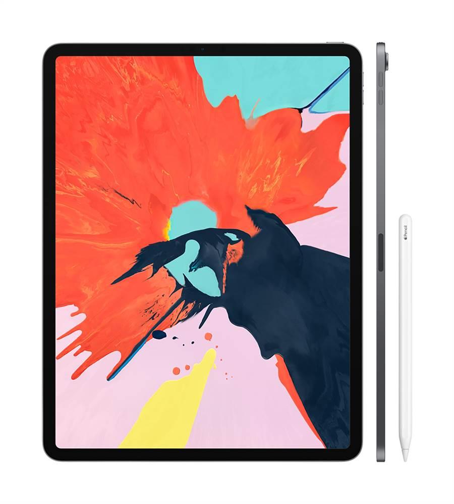 全新iPad Pro 12.9吋款(搭配第二代 Apple Pencil)。(圖/STUDIO A提供)