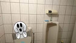 「有個爺爺在那邊」女童指廁所嚇壞全家 結局神翻轉網笑歪