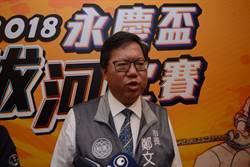 吳乃仁退流退黨 鄭文燦:改革再造是重要課題