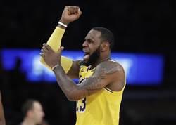 NBA》詹皇官方MVP榜續領跑 柯瑞跌到第3