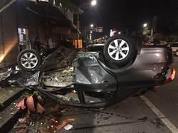 影》恐怖車禍!3未成年無照開車 逆向撞機車2死2傷