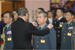 陸軍將領異動 黃金財升6軍團指揮官