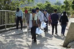 台灣中油冬季聯合淨山活動 為台灣生態盡份心力