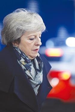 脫歐協議卡關 梅伊求救歐盟被打槍