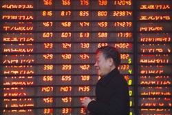 陸股開板游資 累計2,400億人民幣