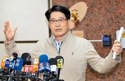 游盈隆強調 黨主席非派系決定