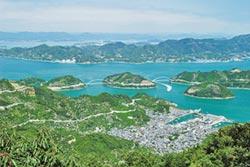 日本飛島海道 鐵馬優游7島7橋