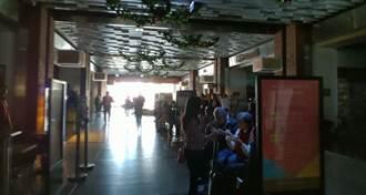 松山火車站停電經搶修恢復正常 潤泰:台電變電所電力系統異常