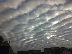 全台遍佈詭異地震雲 是5.6強震前兆?氣象局這樣回