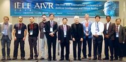 亞大AI、VR國際研討會 23國專家踴躍參與