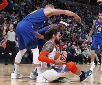 影》放棄投籃救對手 NBA罕見體育精神