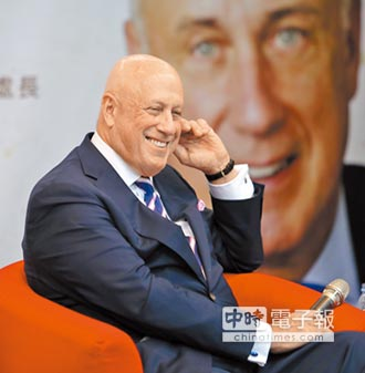 包道格提醒台灣 勿與美聯手抗中