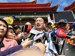 駁老藍男說 韓國瑜否認助朱立倫問鼎大位